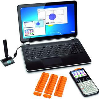 HP Prime Wireless Kit - calculator ch